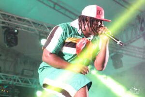 Asa Bantan at Dominica's World Creole Music Festival