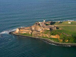 Fort El Morro in Puerto Rico