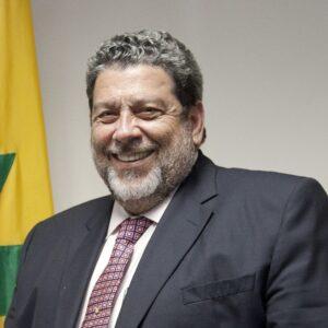 Ralph Gonsalves Prime Minister of St. Vincent & the Grenadines