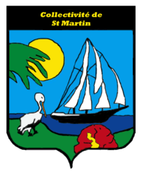 St. Martin Coat of Arms