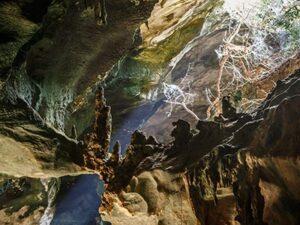 Conch Bar Caves in Turks & Caicos