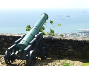 Fort George in Trinidad & Tobago