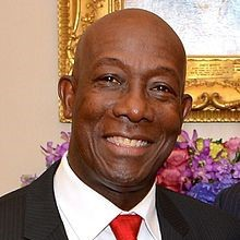 Keith Rowley Prime Minister of Trinidad & Tobago