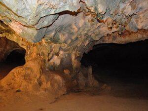 Bat Cave in Montserrat