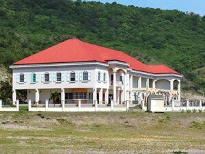 Cultural Centre in Montserrat