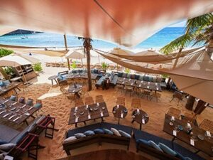 Shellona Restaurant in St. Barthelemy