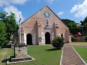 Eglise de Lorient in St. Barthelemy
