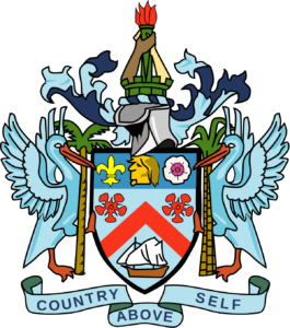 St. Kitts & Nevis Coat of Arms