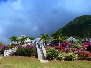 Fairview Great House in St. Kitts & Nevis