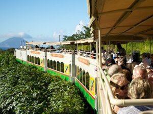 Sceneic Railway in St. Kitts & Nevis