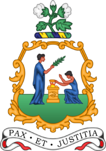 St. Vincent & the Grenadines Coat of Arms