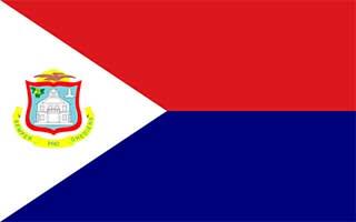 Flag of St. Maarten