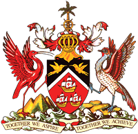 Trinidad & Tobago Coat of Arms