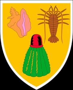 Turks & Caicos Coat of Arms
