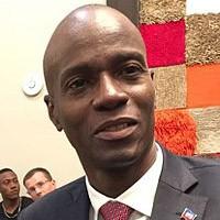 Jovenel Moïse President of Haiti