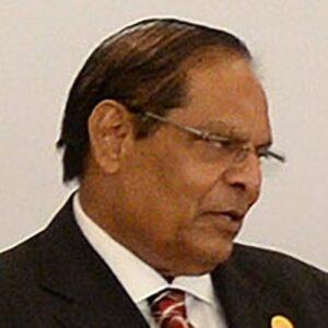 Moses Nagamootoo Prime Minister of Guyana