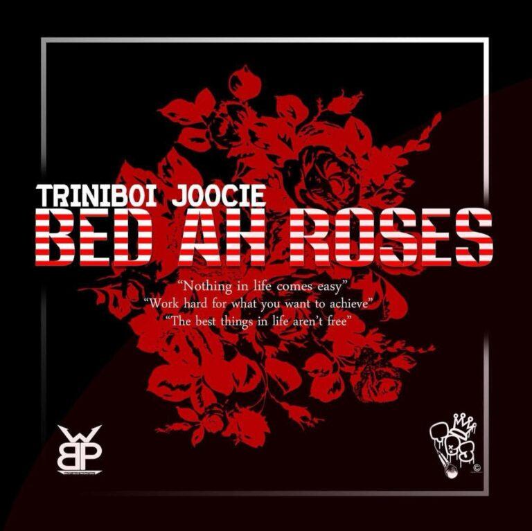 Triniboi Joocie's Single Bed Ah Roses