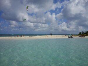 Grand Cul-de-Sac Marin in Guadeloupe