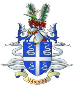 Martinique Coat of Arms
