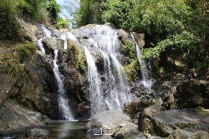 Argyle Waterfalls in Tobago