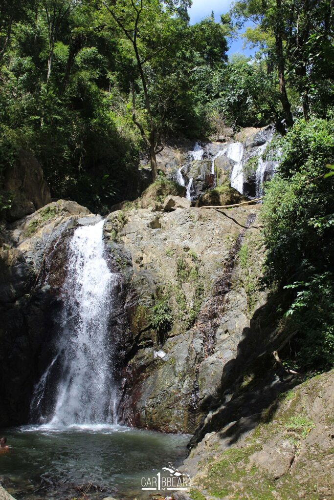 Argyle Waterfall In Tobago