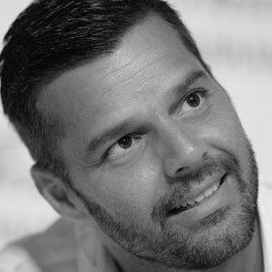 Ricky Martin Caribbean1st Honouree from Puerto Rico