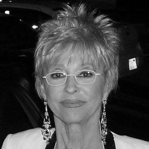 Rita Moreno Caribbean1st Honouree from Puerto Rico