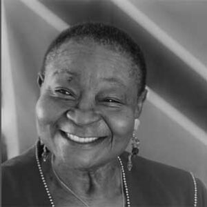 Calypso Rose Honouree from Trinidad & Tobago